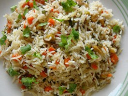 R-4 CHICKEN TIKKA FRIED RICE