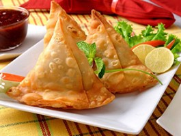 A-1 VEGETABLE SAMOSA